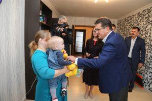 Мэр Казани, Ильсур Метшин: «Нельзя, чтобы человек оставался один на один со своей проблемой»