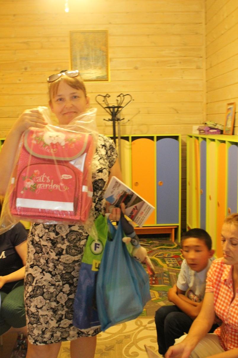 Старый Оскол. Акция «Скоро в школу 2018». Программа «Спаси жизнь!»