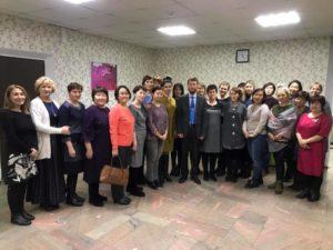 Семинар по доабортному консультированию в Улан-Удэ