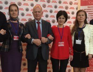 Г.И.Мурадян, акушер-гинеколог и глав-врач с 47-летним стажем, член Общественной палаты г. Дзержинска Нижегородской области.