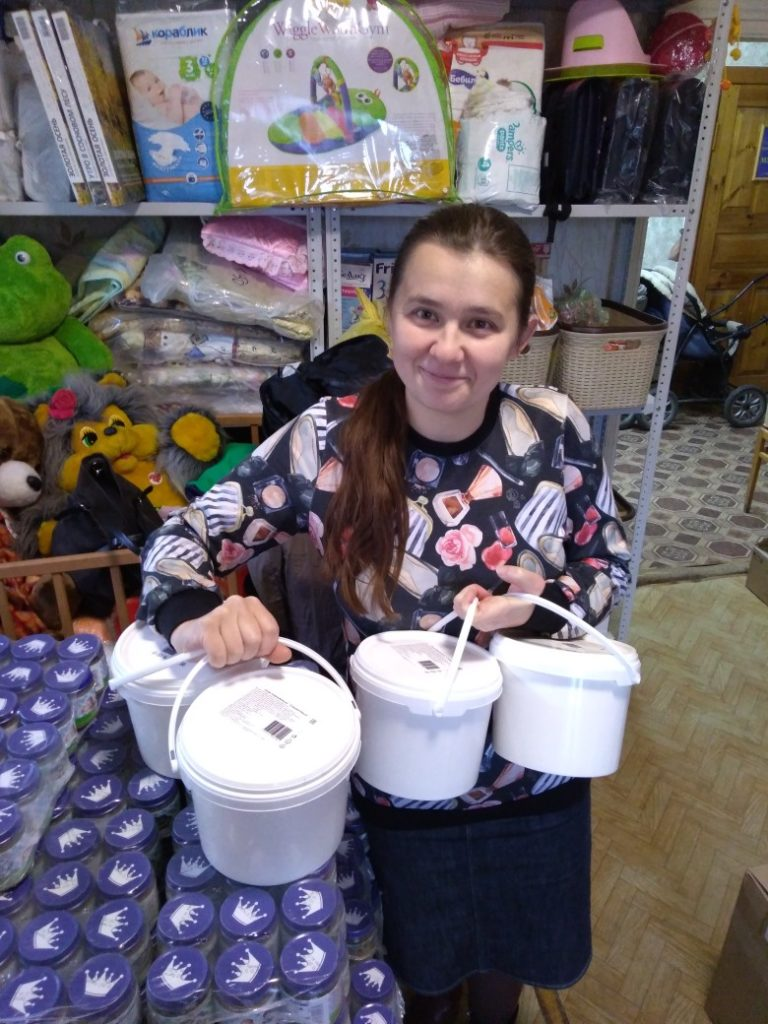 Семьи Ивановской области благодарят за помощь к Михайловским дням