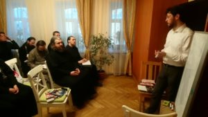 На прошедшей неделе в московском Доме для мамы состоялась очередная стажировка на базе ресурсного центра АНО «За жизнь!»