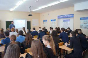 В третий раз Татарстан посетил руководитель программы «Просвещение за жизнь» ООД «За жизнь!» Шестаков К.А.