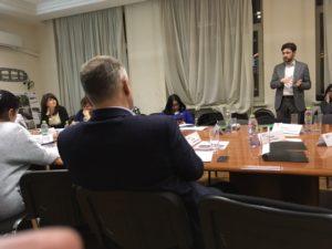 Сергей Чесноков принял участие в рассмотрении законодательной инициативы: законопроекта города Москвы «О погребении абортированных детей»