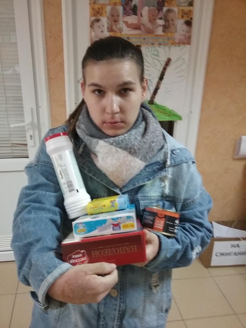 Помощь к Пасхе Дзержинску