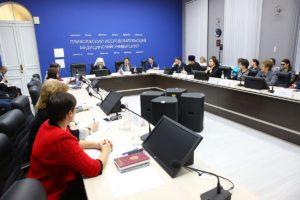 Сергей Чесноков принял участие в круглом столе по демографии в Нижнем Новгороде