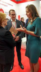 Вероника Скворцова встретилась с представителем Движения «За жизнь!»