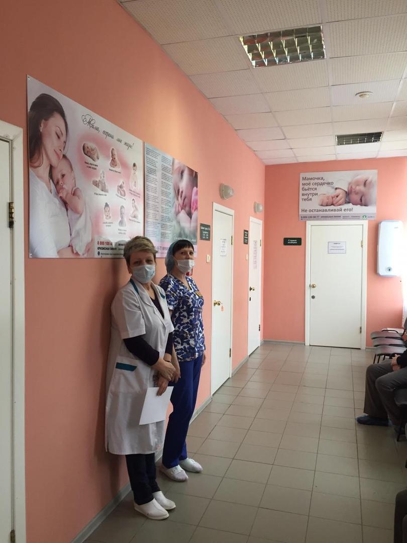 Продолжаем размещать противоабортные стенды