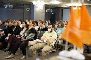 Конференция БП «Спаси жизнь» для НКО, работающих в сфере профилактики абортов